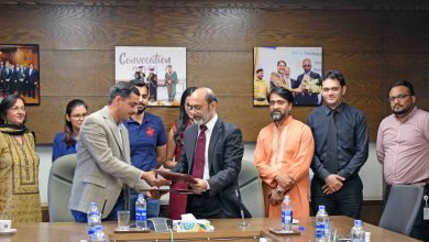 The Institute of Business Administration (IBA) and Unilever Pakistan signed a memorandum of understanding (MoU) to establish subsidy fund of Rs.14 million for the National Talent Hunt Program (NTHP) students.