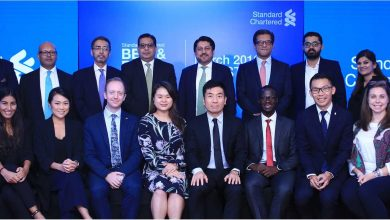 Standard Chartered launches Belt & Road Relay