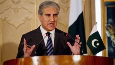 Foreign Minister Shah Mehmood Qureshi Tuesday urged Pakistan Afghanistan political resolving