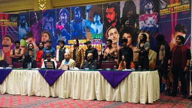 International Wrestling Event Comes to Pakistan