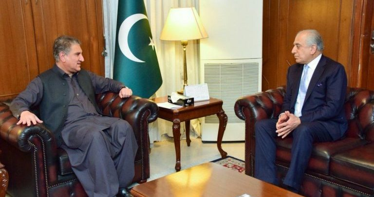 Foreign Minister Shah Mehmood Qureshi on Friday expressing commitment to Afghanistan's peace process said it would directly benefit Pakistan's vision