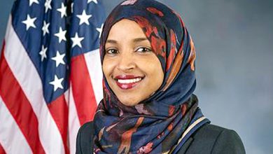 A New York man is in custody after U.S, federal authorities allege he made death threats against Congresswoman Ilhan Omar,