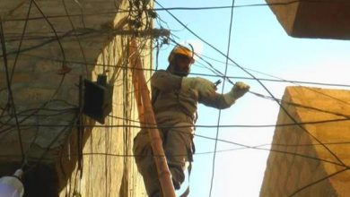 operation against power theft