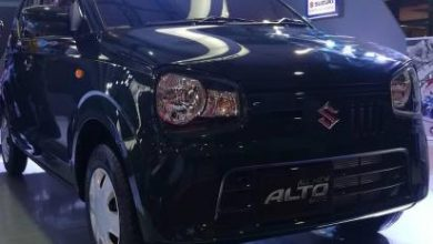 After the discontinuation of Suzuki Mehran 800cc, Pak Suzuki launched a locally assembled some 660cc Suzuki Alto car today at PAPS 2019 held in expo centre.
