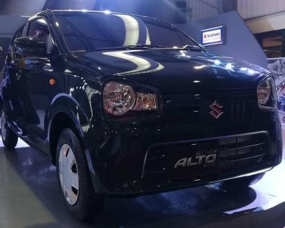 Suzuki Launched Alto As Replacement Of Mehran The Biz Update
