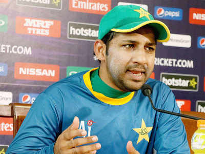 Skipper Sarfraz Ahmed Thursday said he is least bothered for the Men in Blue if they do not want to play green-shirts in the ICC World Cup 2019