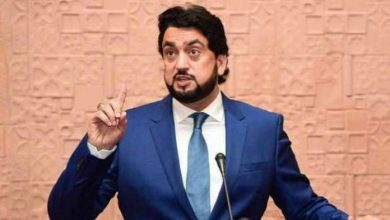 Minister of State for Interior, Shehryar Khan Afridi on Friday took notice of alleged torture by land grabbers upon old woman in Lahore