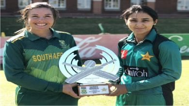 Pakistan South Africa women ICC championship