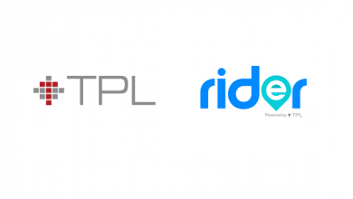 TPL Rider logistics solution