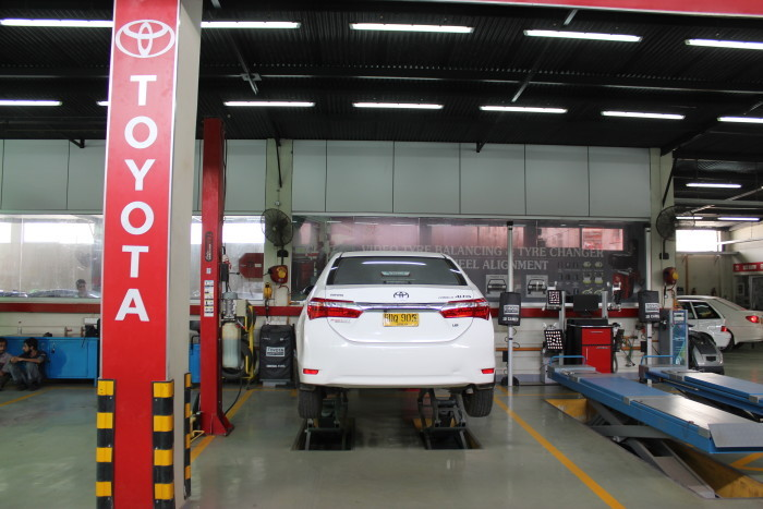 University Of Toyota >> Indus Motor Company Inaugurates State Of The Art Toyota University
