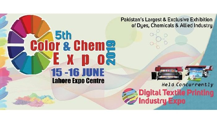 pakistan's largest color and chem Expo 2019