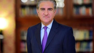 Foreign minister Mehmood qureshi indian government