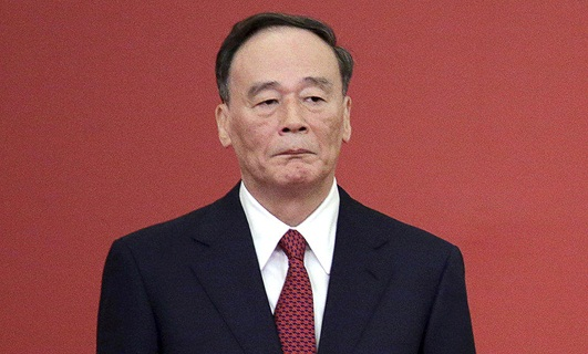 vice president china Wang Qishan visit pakistan