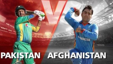 Pakistan Afghanistan world cup 2019