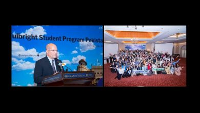 156 pakistani students scholarship master's and PhD