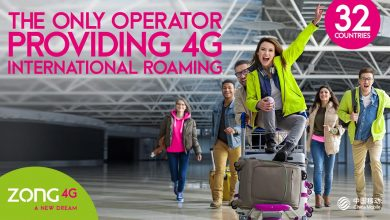 4G roaming services in over 32 countries with 48 international roaming partners