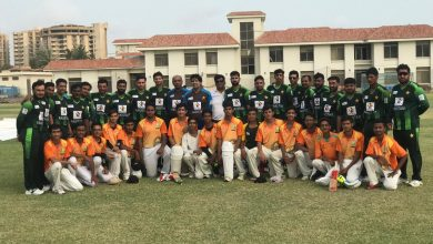 Pakistan Physical Disability cricket