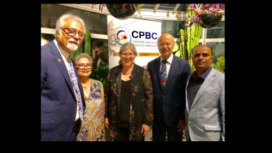 Pakistan Canadian High Commissioner dinner