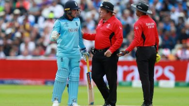 England Batsman Jason Roy Fined breaching ICC conduct code