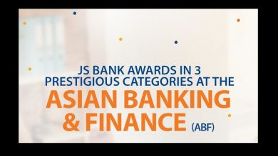 JS Bank Won awards Asian Banking Finance