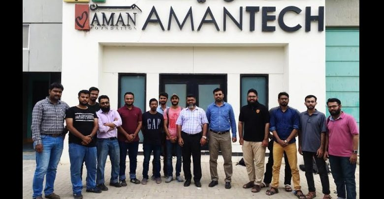 carfirst aman tech joined hands