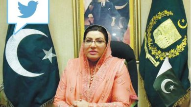Firdous statement indian world peace