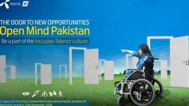 Telenor pakistan's open mind
