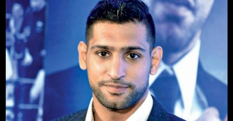 Amir Khan visit pakistani side Loc