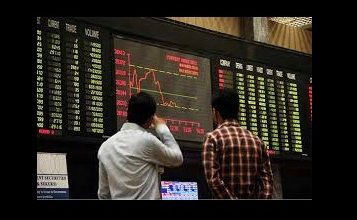 Pakistan Stock market went down