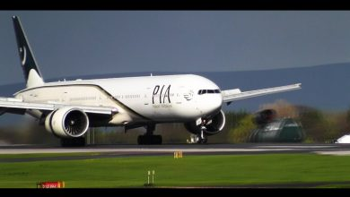 PIA engineering lahore completed check boeing 777
