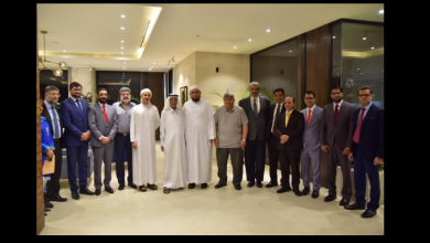 chairman summit bank visited
