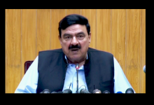 Sheikh Rasheed warned Modi