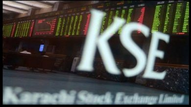earnings KSE-100 index
