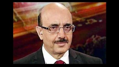 Masood khan warned