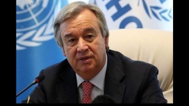 un cheif antonio guterres poverty day
