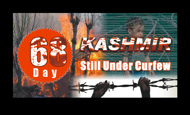 Kashmir valley hardships