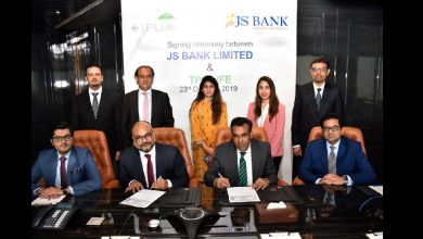 JS bank TPL joined hands