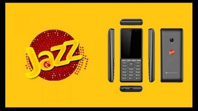 Jazz Pakistan launched digit 4G smartphone