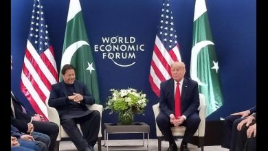 world economic forum trump khan met discussed