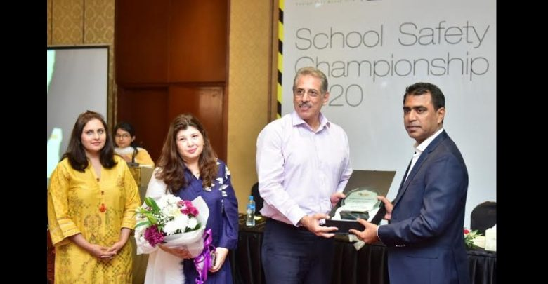 K-electric launched school safety awareness drive 2020