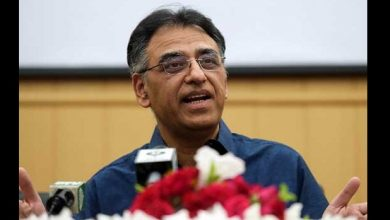 Asad Umer ready work stakeholders political affiliations