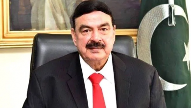 sheikh rasheed SC railways removing encroachments