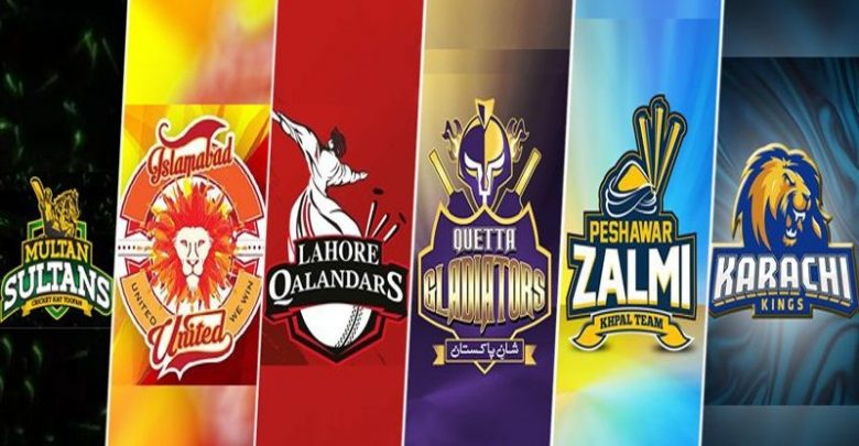 PSL professional T20 cricket league season matches playing