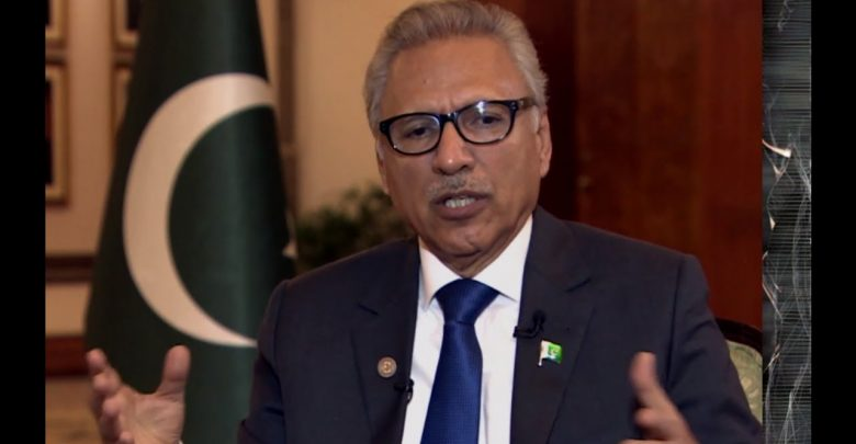 40 people suffering mental disorders President arif Alvi autism