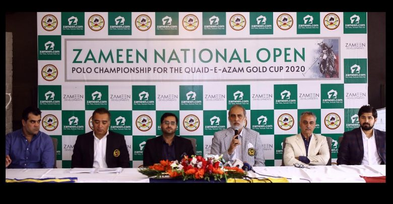 Zameen Lahore Club National Open Polo Championship