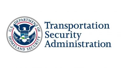TSA oversees airport air carrier security