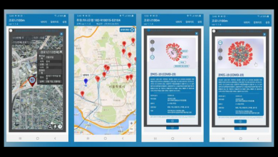 app developers south korea tech coronavirus outbreak