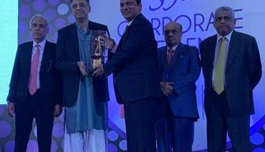 Toyota Indus Motor bags MAP's Corporate Excellence Award 2020