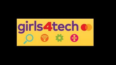 Mastercard signature science STEM girls4tech