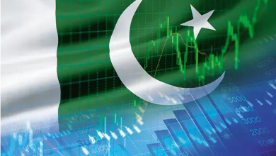 Stock Index closed increase 387 points